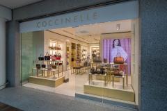 Coccinelle / Shop-Eröffnung +++ Aufgenommen am 01.11.2016, von Christian Christes für die Fraport AG, im Terminal 1, Shopping Boulevard, Frankfurt am Main, Flughafen