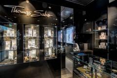 Thomas Sabo / Shop-Eröffnung +++ Aufgenommen am 01.11.2016, von Christian Christes für die Fraport AG, im Terminal 1, Shopping Boulevard, Frankfurt am Main, Flughafen